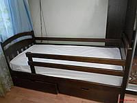Ліжко дитяче Артем з масиву бука