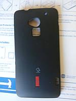 Силиконовый чехол для HTC One Max +плёнка