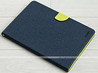 Чехол Mercury Fancy Diary для Samsung Galaxy Tab A 9.7 SM-T550, T555 Navy/Green