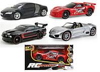 New Bright Радиоуправляемый автомобиль SPORT Audi, Corvette, Mustang, Porsche ( 916 W)