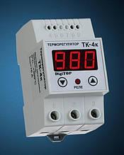 Терморегулятор ТК-4K (одноканальный) (DidiTOP)
