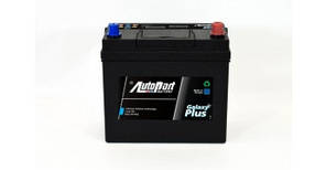 Аккумулятор Autopart GALAXY PLUS Японский 45Ah-12v (232x222x225) правый +
