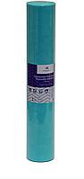 Зеленая простынь одноразовая в рулоне (спандбонд) перфорированная Monaco Style 0,6 м (50 шт.), пл 20