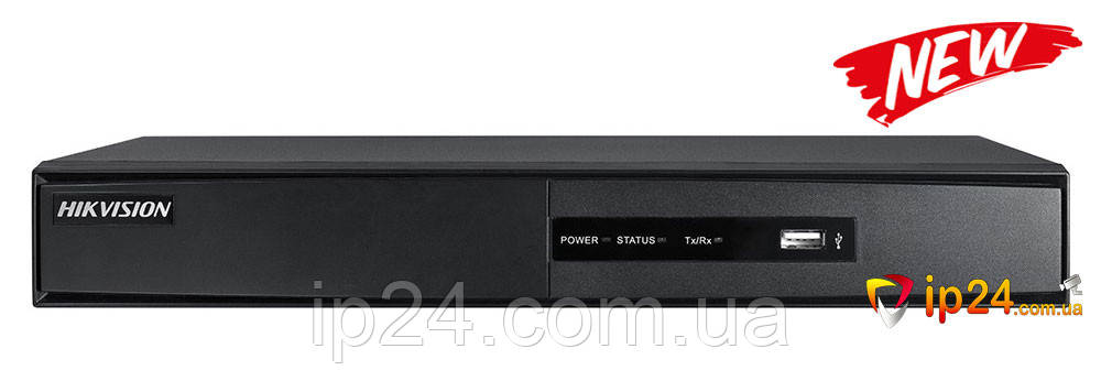 DVR Hikvision Turbo HD+AHD DS-7216HGHI-F2
