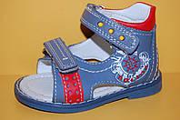 Детские сандалии ТМ Том.М код 0449 размеры 17, фото 1