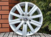 Оригинальные диски R15 5x112 на VW Golf GTI Caddy Passat T4 Jetta