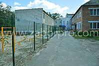 Забор для ограждения детских площадок
