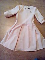 Нежное платье для маленьких модниц