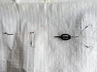 Оснастка груз-кормушка крашенная