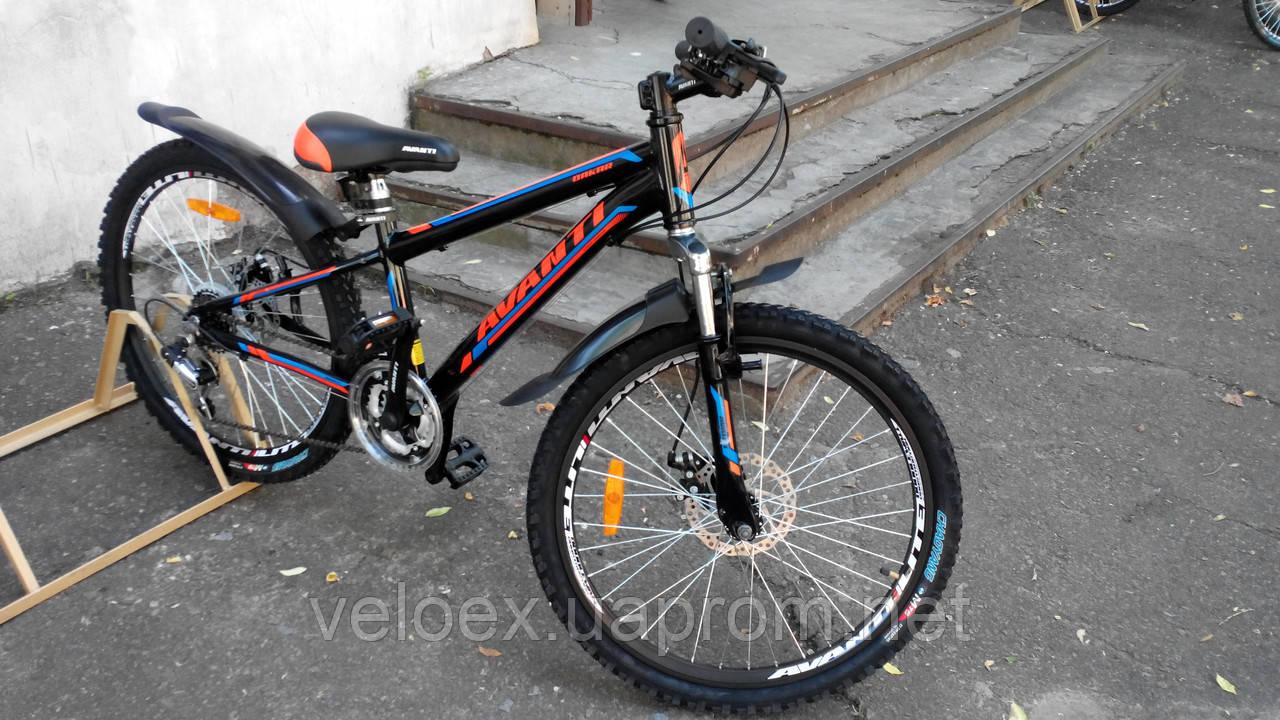 "Велосипед подростковый Avanti Dakar 24"""