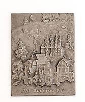 Оригинальное настенное панно, настенный барельеф, декор, Buderus, Германия , фото 1