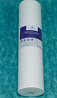 Белая простынь одноразовая на кушетку или массажный стол в рулоне (спандбонд) Monaco Style 0,6х200 м, пл 20