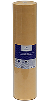 Желтая простынь одноразовая на кушетку или массажный стол в рулоне (спандбонд) Monaco Style 0,6х200 м, пл 20