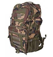 Рюкзак туристический нейлон Innturt Middle A1018-4 camouflage