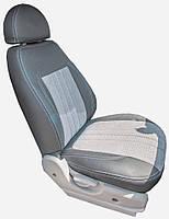 """Авто чехлы Toyota Corolla """"Нубук Серый""""2012+, фото 1"""