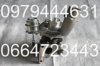 Турбокомпрессор KKK KP-35 / Fiat Doblo / Fiat Punto / Opel Corsa