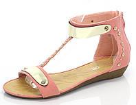 Женские босоножки Флавия Розовый, фото 1