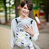 "Эрго Рюкзак ""ФОРЕСТ"" слинг переноска Dlight X Лав & Кери  Хлопок 100% Love Baby Carriers ерго cлiнг sling"