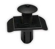 Нажимное крепление бампера с резьбовым штырьком Mazda: BF82-50-233;BF8250233 ,Nissan 01553-01393