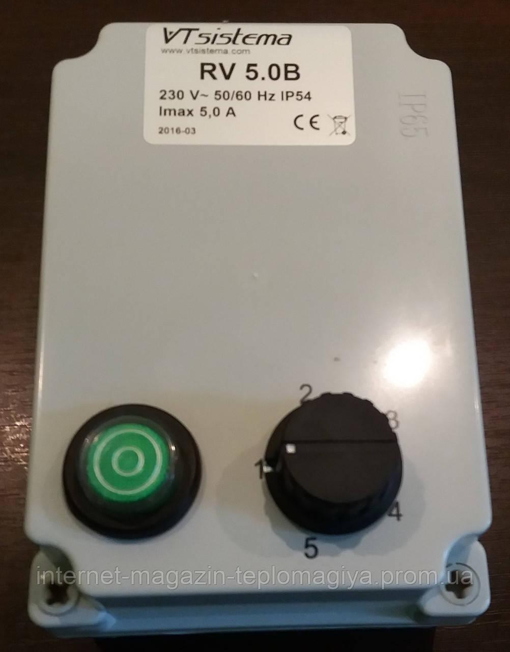Трансформаторный регулятор скорости HC 5.0A