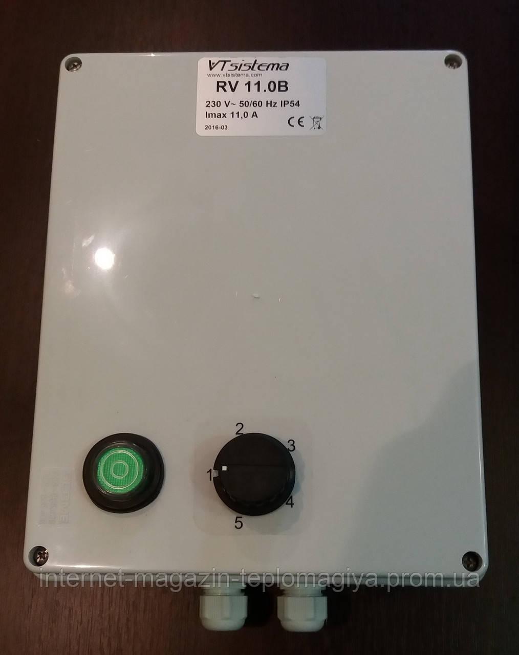 Трансформаторный регулятор скорости HC 11.0 A
