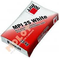 Штукатурка для газобетона Baumit MPI 25 White