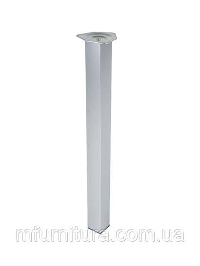 Опора квадратная 40*40-710 / алюминий / NM-46R710-05 / GTV