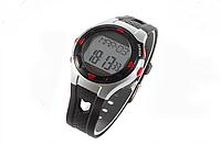 Наручные часы пульсометр,спортивные водонепроницаемые