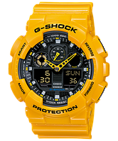 Casio G-Shock GA-100A-9A , фото 1