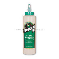 Клей для дерева Titebond III Ultimate Wood Glue, 473 мл