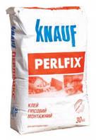 Клей для гипсокартона Knauf Perlfix (белый, 30 кг)