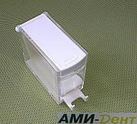 Диспенсер для ватных роллов (клавишный)