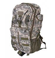 Рюкзак туристический нейлон Innturt Middle  A1018-2 camouflage