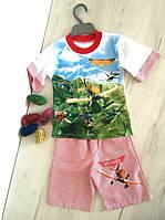 Детский летний набор, костюм на мальчика