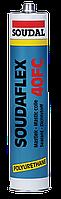 Клей-герметик 310мл быстроотверждающийся белый SOUDAFLEX 40FC