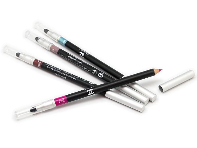 """Карандаш для глаз, 2 в 1, Chanel """"Crayon Eyeliner """""""