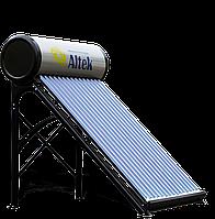 Солнечный водонагреватель гелиосистема напорная система с интегрированным бакомSP‐H1-24