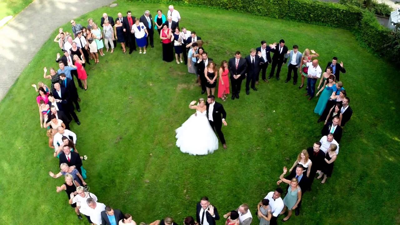 Фото-, видеосъемка свадьбы + съемка с воздуха - +33FPS в Киеве