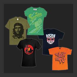Печать на ваших футболках (термоперенос)
