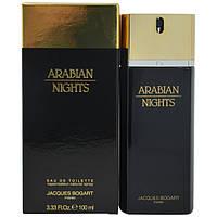 Мужская туалетная вода Bogart Arabian Nights, 100 мл