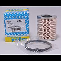 Фильтр топливный Purflux C492 Виваро Трафик Примастар 1.9-2.5dCi. h=87 мм