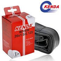 Вело-камера KENDA 26x1.9-2.125 A/V / шредер / под автомобильный насос