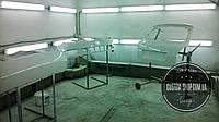 Ремонт и покраска деталей автомобиля г.Киев, левый берег (м.Лесная)