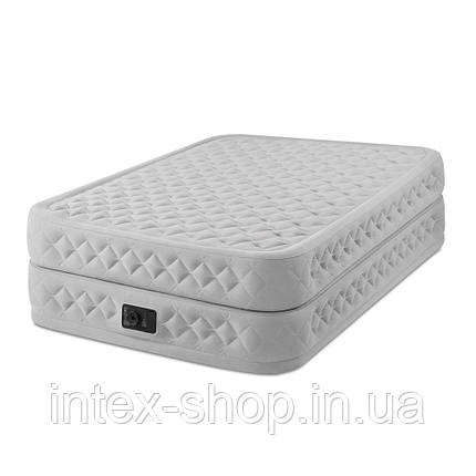 Двухспальная надувная кровать INTEX Supreme Air-Flow Bed 64464, фото 2