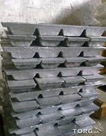 Алюминиевые чушки слитки ГОСТ