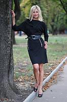 Платье женское +ремень