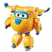 Супер крылья - Джетт и его друзья - Самолеты-трансформеры Донни Auldey Super Wings Transforming Planes - Donni