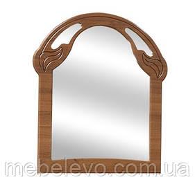 Зеркало Тина  950х785х20мм орех патина   Світ Меблів