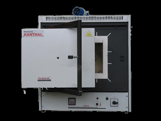 Муфельная лабораторная печь СНОЛ - 15/1200 (микропроц./керамика/кантал), фото 2