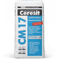 Клеящая эластичная смесь Ceresit СМ-17